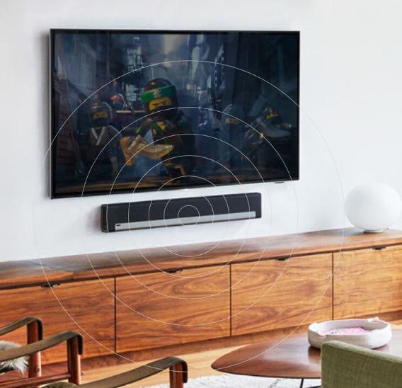 历史最低价!Sonos Playbar 影院级音箱 7.6折 679加元(原价 899加元),随心放置,美妙音质享不停