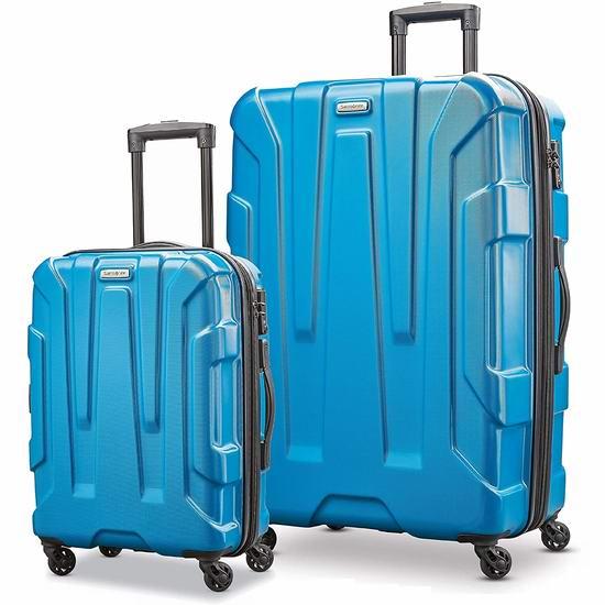 Samsonite 新秀丽 Centric HS 全PC 20+28寸 时尚硬壳拉杆行李箱2件套2.6折 179.99加元包邮!