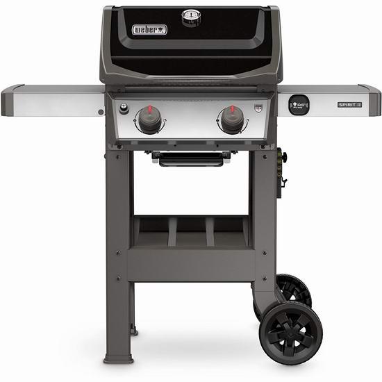 历史最低价!Weber 韦伯 SPIRIT II E-210 BBQ燃气烧烤炉 499加元包邮!