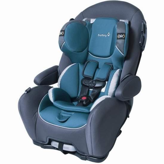 Safety 1st Alpha Omega Elite 3合1婴幼儿汽车安全座椅 179.99加元包邮!