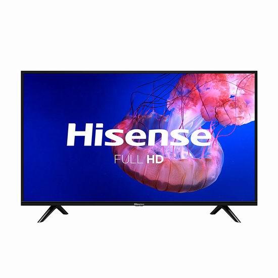 Hisense 海信 40H3509 40英寸 全高清LED电视 209.99加元包邮!