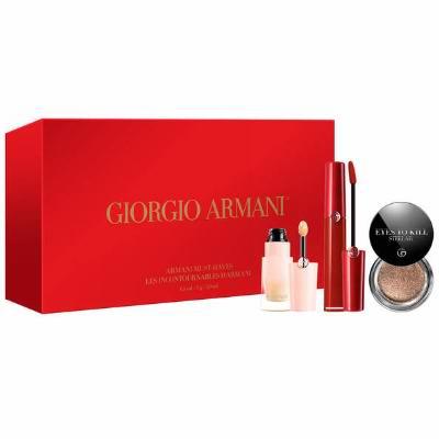 Giorgio Armani 阿玛尼 全场美妆超值装6-8折!清仓区6折起!入红管超值装!