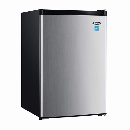 精选多款 Danby、Sunbeam、RCA 电冰箱、迷你冰箱、冷藏柜7.1折起,低至99.97加元!