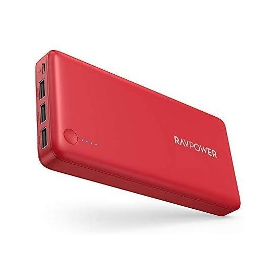 独家:历史新低!RAVPower 睿能宝 26800mAh 5.5A 超大容量移动电源/充电宝 39.99加元包邮!