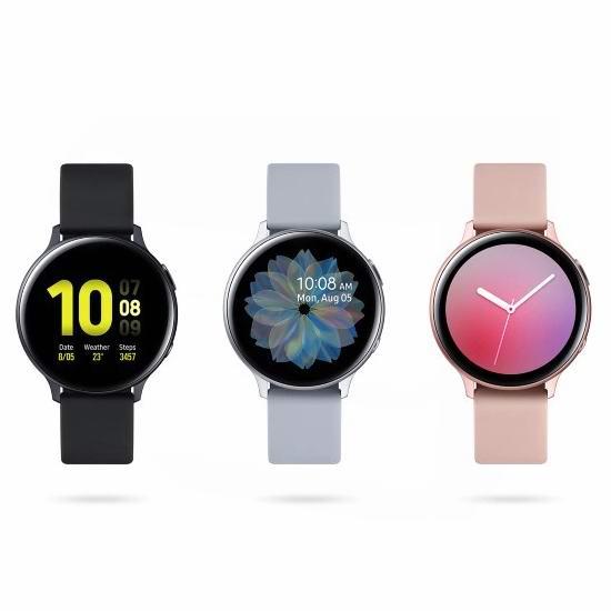 Samsung 三星 Galaxy Watch Active2 40MM BT 蓝牙版智能手表 299.99加元包邮!3色可选!