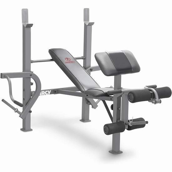 Marcy MD-389 家用多功能健身器 229.99加元包邮!