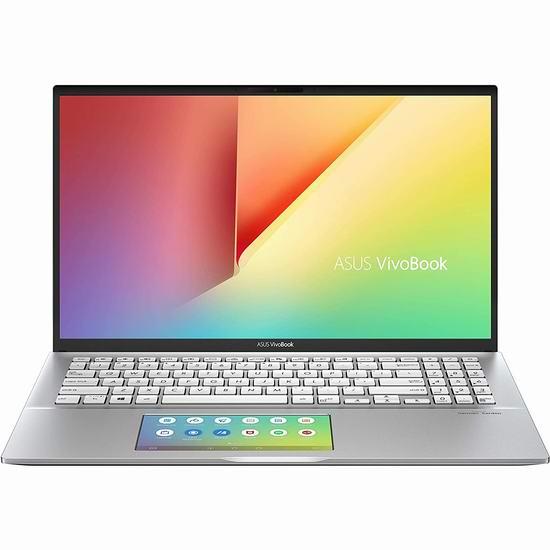 历史新低!Asus 华硕 VivoBook S15 15.6英寸超轻薄笔记本电脑(12GB, 256GB SSD) 858.14加元包邮!