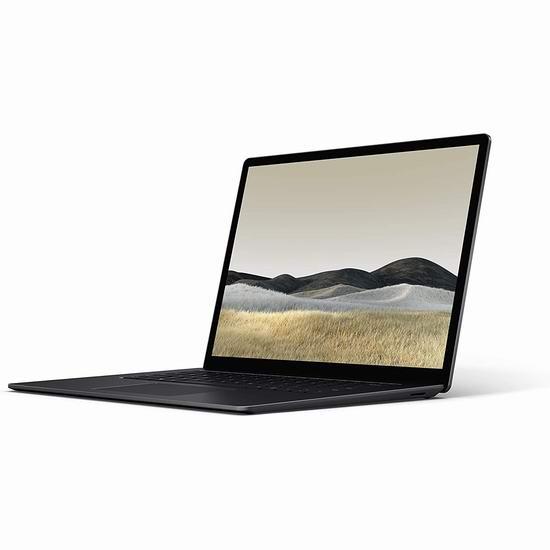 历史最低价!Microsoft Surface Laptop 3 15英寸触摸屏笔记本电脑(8GB, 256GB SSD) 1599加元包邮!