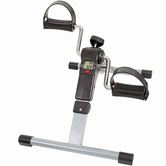 Wakeman 手脚两用 迷你自行车健身机 49.8加元包邮!