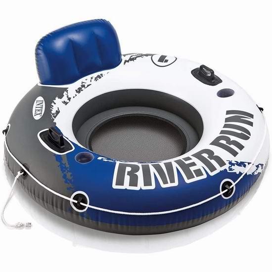 Intex Recreation River Run I 充气式水上沙发6折 24.26加元!