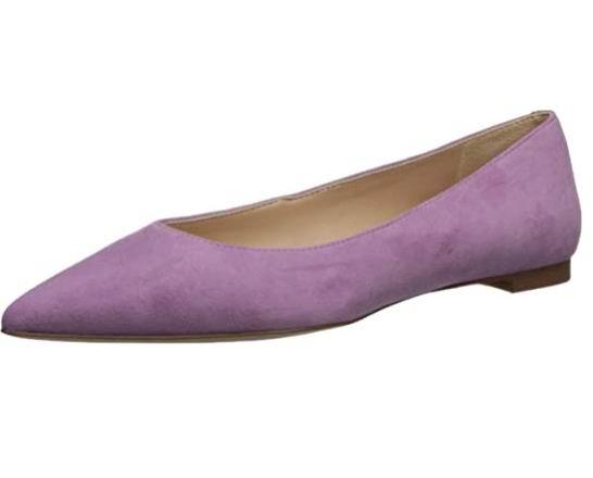 Sam Edelman Sally 芭蕾舞鞋 61.99加元(8码),原价 118.23加元,包邮