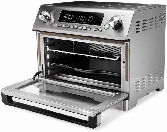 近史低价!新品 Instant Pot Omni Plus 26升 11合一 多功能烤箱 207.74加元包邮!比美国史低价还便宜63.19加元!