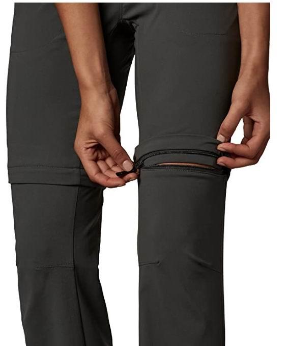 Columbia Saturday Trail 女士户外两用短裤/直筒裤 49.73加元起,原价 94.99加元,包邮