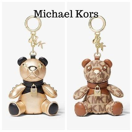 Michael Kors 精选美包、美鞋、美衣3.8折 24.38加元起+包邮!封面款卡通熊钥匙扣62.72加元