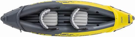 Intex Explorer K2 二人充气独木舟 177.96加元包邮!6月父亲节、7月上旬安省免费钓鱼!