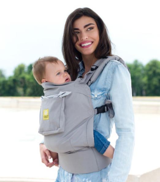 LILLEbaby Essentials 4合1四季透气宝宝背带 39.99加元,原价 99.99加元,包邮