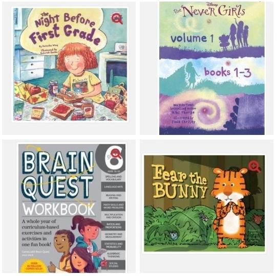 宅在家里读书吧!Book Outlet 成人儿童各类书籍1折起清仓+额外8折!