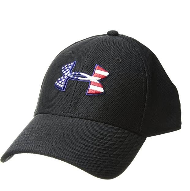 Under Armour Freedom 男士运动帽 14.48加元,原价 28.73加元