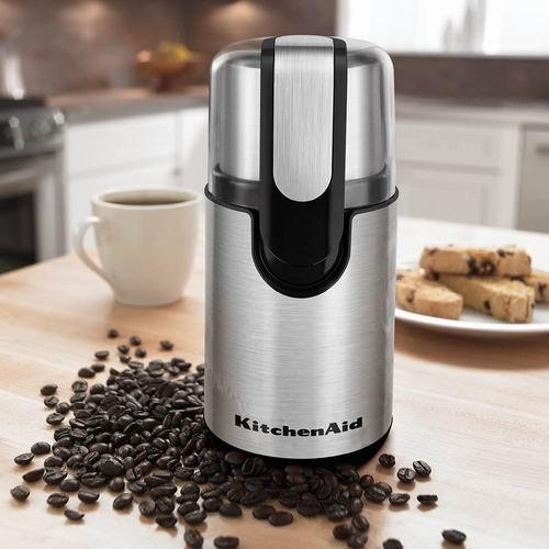 KitchenAid BCG111OB 咖啡研磨机7.6折 49.98加元包邮!
