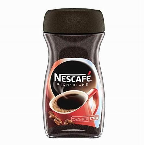 Nescafé 雀巢rich速溶咖啡 4.97加元