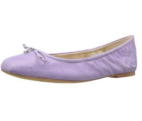 白菜价!Sam Edelman 女士 Felicia 芭蕾舞鞋 35.7加元(7.5码)+包邮!