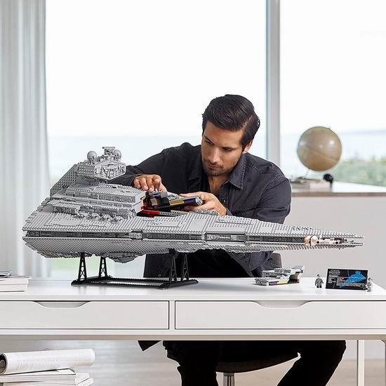 补货!LEGO 乐高 75252 星际大战 UCS 帝国歼星舰(4784pcs)849.99加元包邮!