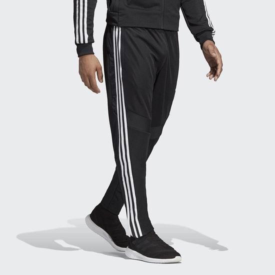 adidas 阿迪达斯 Tiro19 经典款 三条杠运动裤6折 38.99加元包邮!男女多色可选!