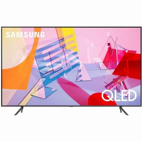 历史新低!Samsung 三星 75英寸 Q60T 4K超高清 QLED智能电视6.6折 1798加元包邮!支持普通话语音控制!