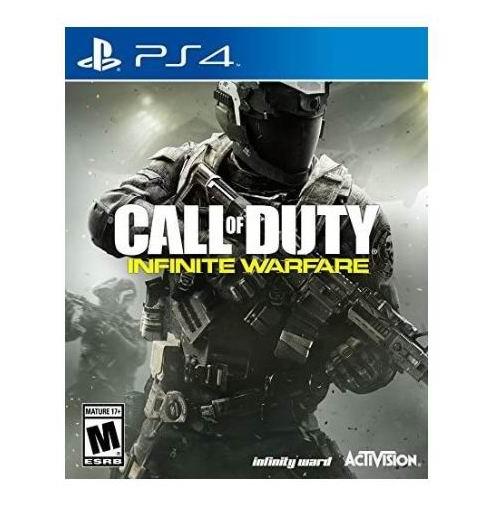 《使命召唤:无限战争》PS4标准版游戏 9.99加元,原价 39.99加元