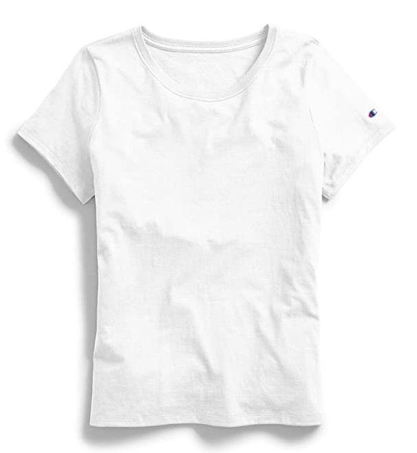 白菜价!Champion女士T恤 14.5加元起,多款可选