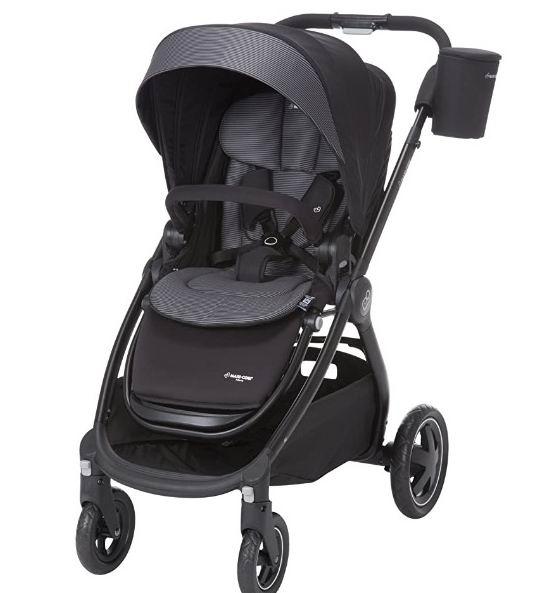 史新低!Maxi Cosi Adorra 顶级双向婴儿车7.5折 449.99加元包邮!专为加拿大设计橡胶轮胎!