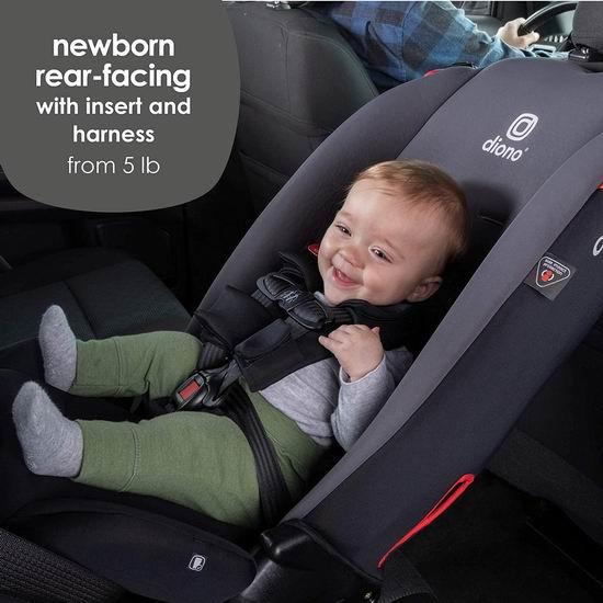新品 Diono 谛欧诺 2020 Radian 3R 成长型儿童汽车安全座椅 249.97加元包邮!3色可选!