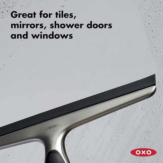 白菜价!OXO GG 1060619SS 橡皮刮板/水刮板3折 5.99加元!