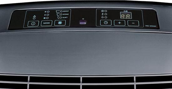 历史新低!Delonghi 德龙 PACN110EC 11,000 BTU 三合一便携式移动空调 397.25加元包邮!