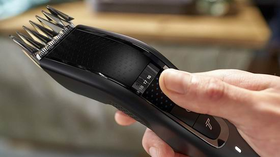 Philips 飞利浦 HC7650/14 无绳电动理发器 49.95加元包邮!居家理发必备!