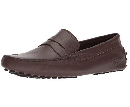 Lacoste 女士乐福鞋 75.9加元(3色),原价 133.99加元,包邮