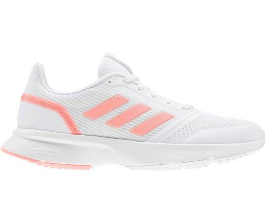 Adidas 女士 Nova Flow 跑鞋 38.89加元(7码),原价 80加元,包邮
