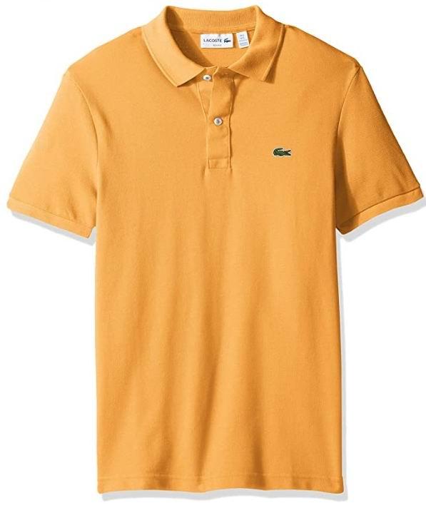 Lacoste 鳄鱼男士Polo衫 4.9折 52.28加元,原价 106.78加元,包邮
