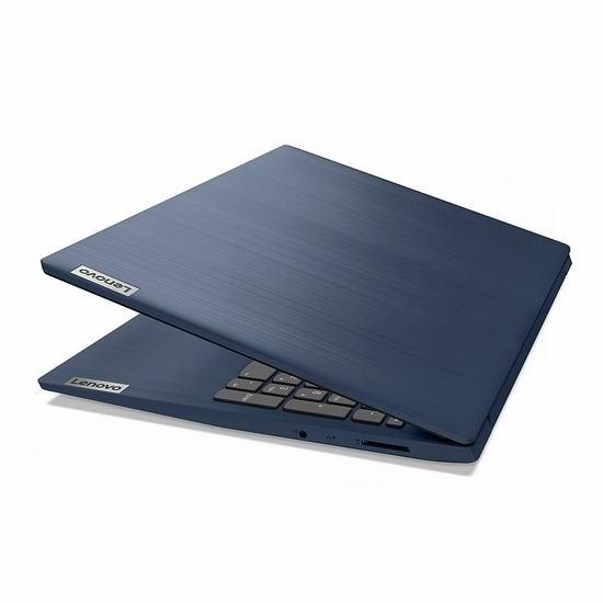 手慢无!Lenovo 联想 IdeaPad 3 15.6寸笔记本电脑(8GB, 256GB SSD)524.99加元包邮!