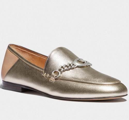 Coach Helena女士乐福鞋 百搭款 62加元,原价 155加元,包邮