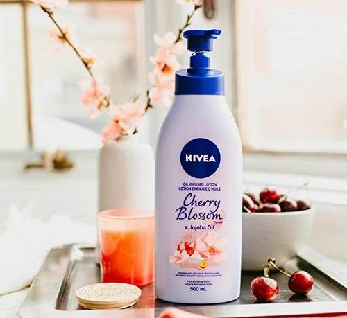 NIVEA 24小时深层滋润保湿身体乳 500毫升 6.64加元(多款可选),原价 8.97加元
