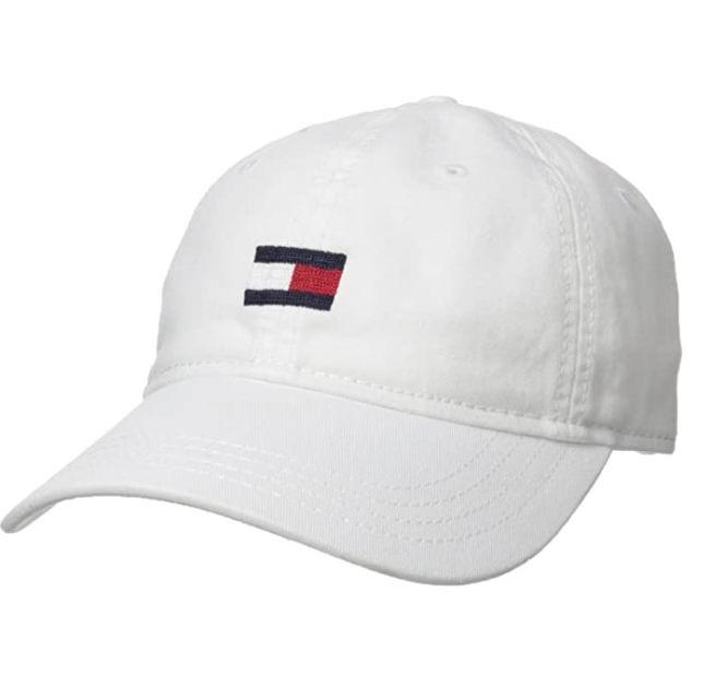 Tommy Hilfiger男士棒球帽 18.6加元,原价 22.81加元
