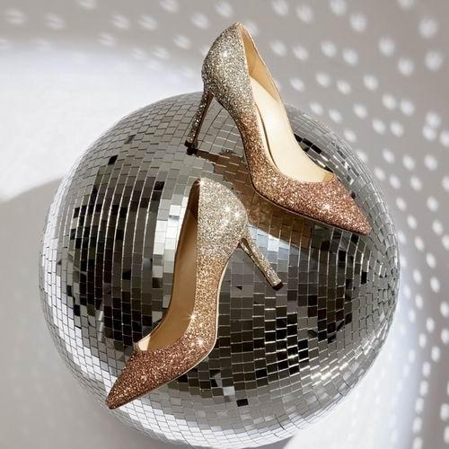 Jimmy Choo精选精致典雅尖头高跟鞋、穆勒鞋、平底鞋4.5折起+无关税及消费税+包邮!