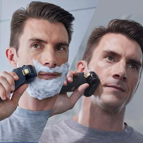 Panasonic 松下 Eslv67  5刀头干湿两用电动剃须刀 7.9折 179.99加元,原价 229.99加元,包邮