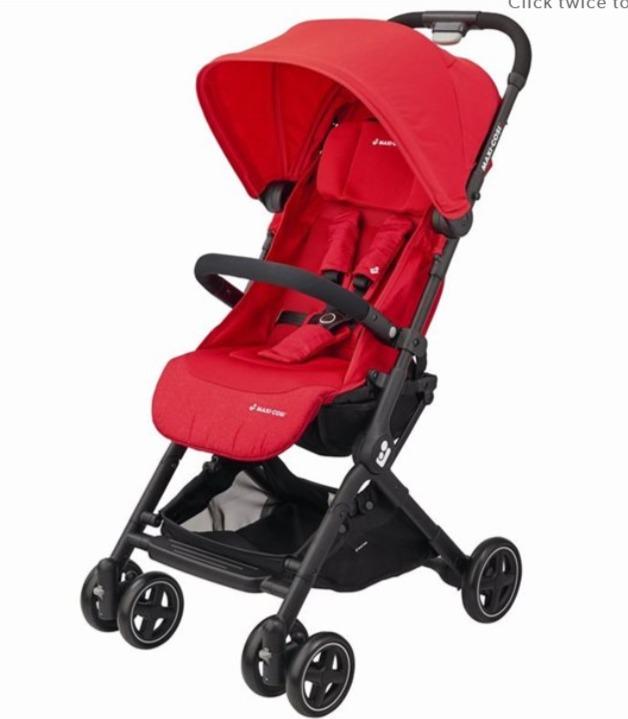 Maxi Cosi Lara RS 超轻便婴儿推车 8折  239.99加元(4色可选),原价 299.99加元,包邮