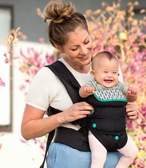 Infantino 4合1多功能婴儿背带 37.96加元包邮!