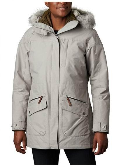 Columbia 女士 Omni-Heat保暖防水羽绒服 60.66加元(S码),原价 322.58加元,包邮