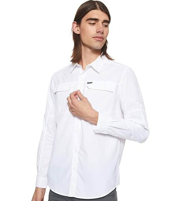 Columbia 男士Silver Ridge 2.0长袖衬衣 16.46加元(L码),原价 38.86加元