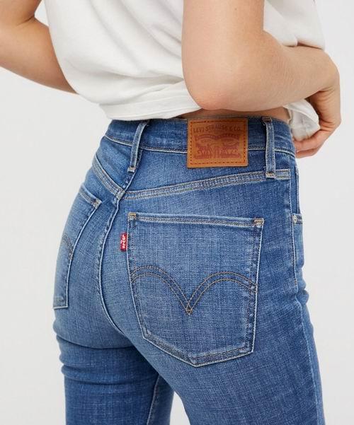 金盒头条:精选Levi's男女牛仔裤、牛仔服、T恤 3.9折 14.99加元起