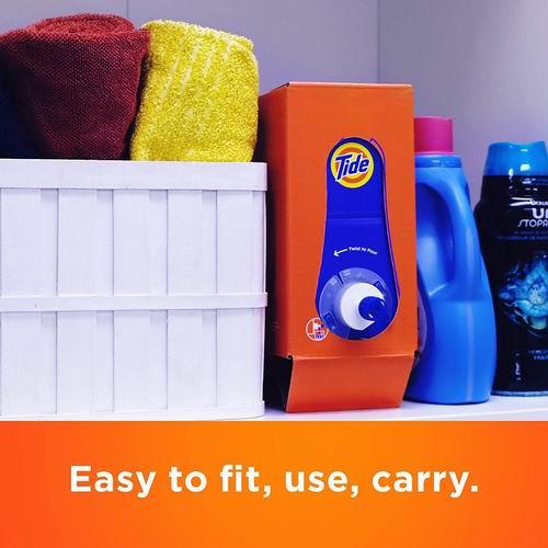 Tide 高效浓缩环保盒液体洗衣液4.43L 18.89加元,原价 21.99加元